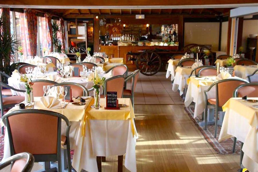 Clos Deauville Saint Gatien - Le restaurant 3