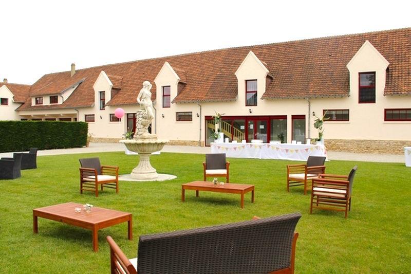 Domaine de Soignolles - Cocktail en extérieur