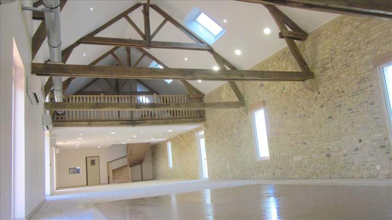 Domaine de Soignolles - La salle de réception