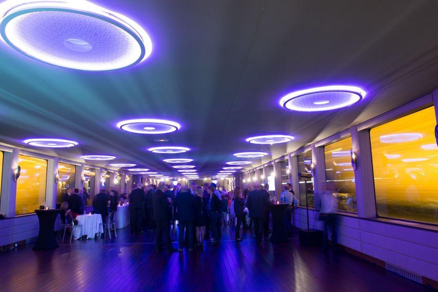 Yacht Diamant Bleu - Salon de réception 5