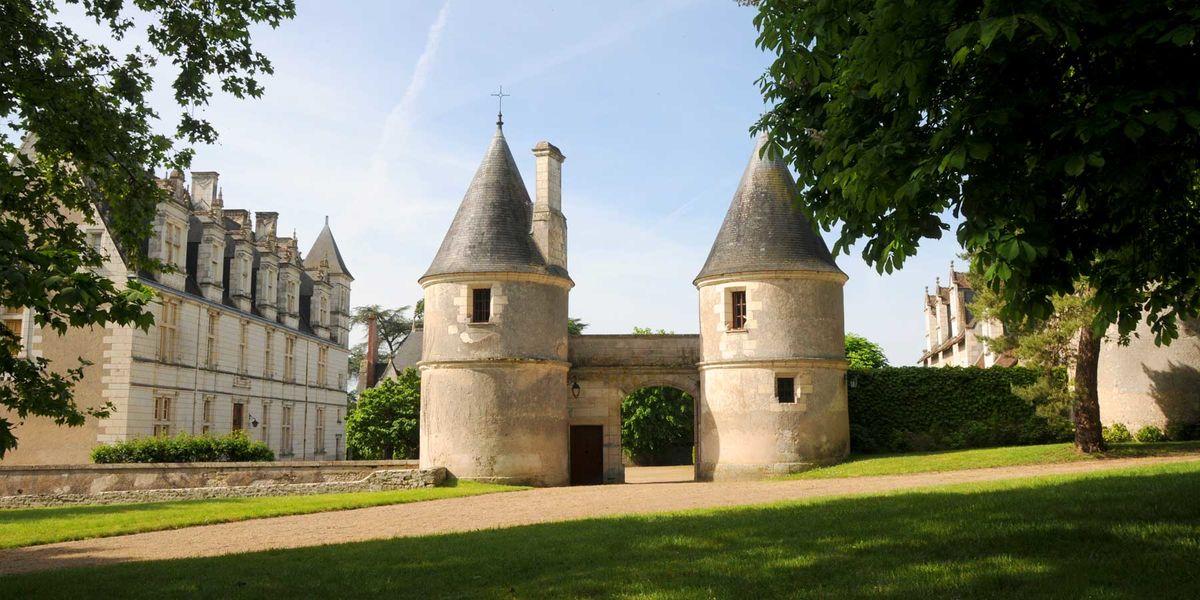 Château de Nitray - Extérieur