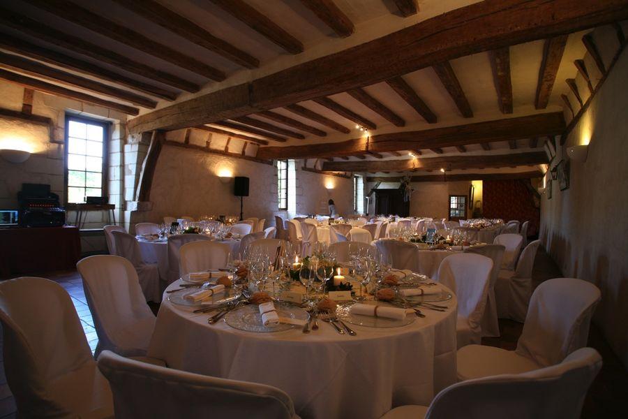 Château de Nitray - Salle de réception