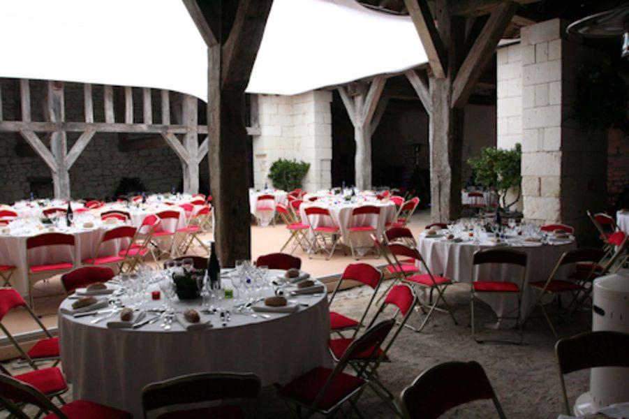 Château du Rivau - Le Pressoir 1