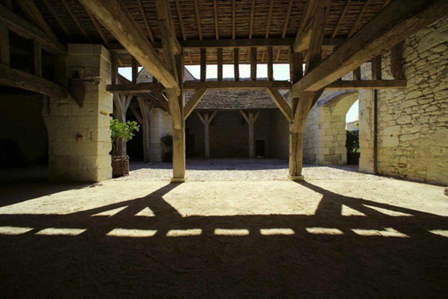 Château du Rivau - Le Pressoir