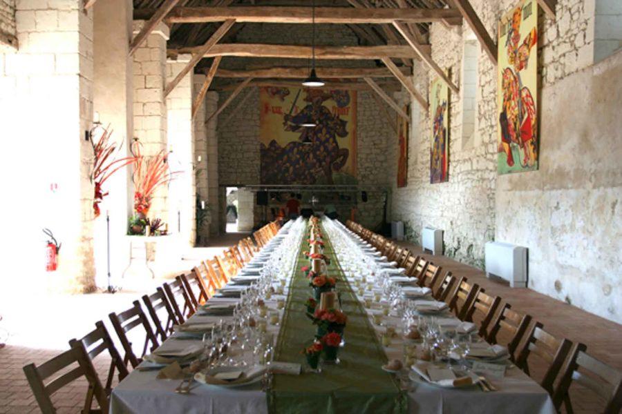Château du Rivau - Salle de la Toison d'Or 1