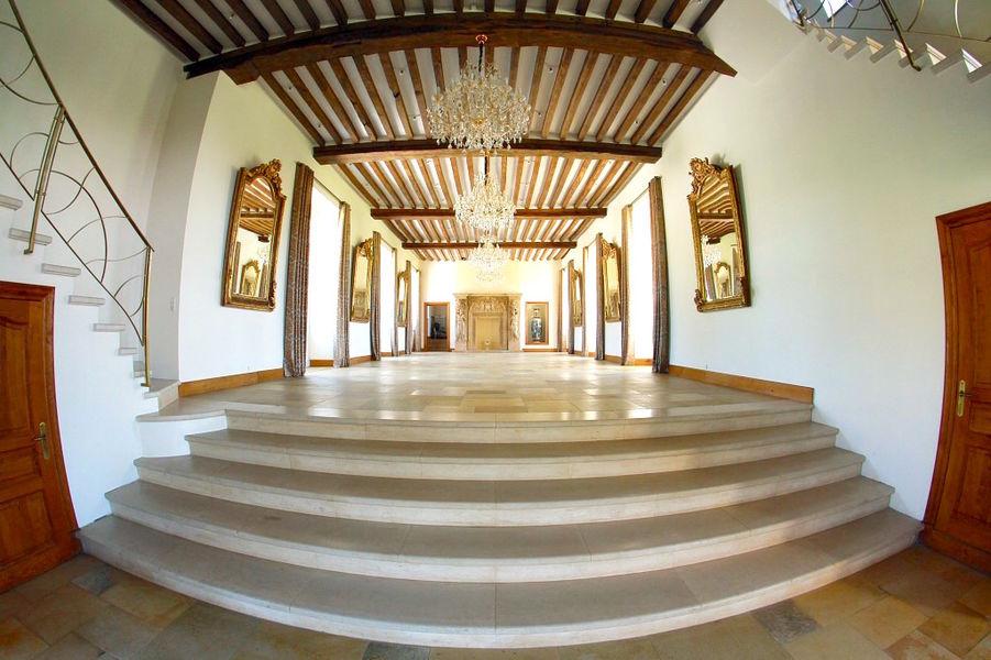 Manoir de Carabillon - La salle du Manoir 3