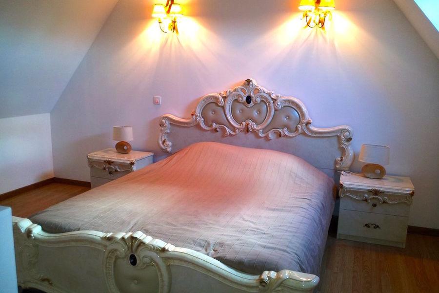 Manoir de Carabillon - Les hébergements