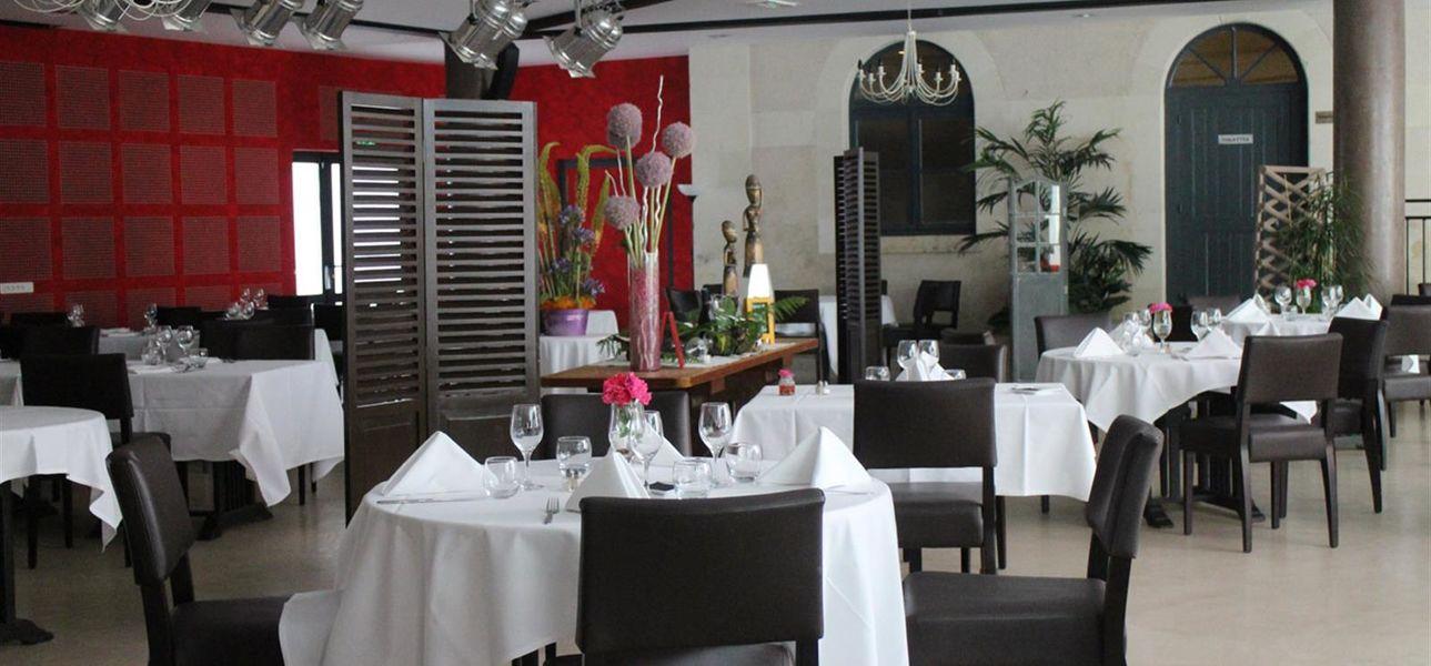 Domaine des Thômeaux - Salle de restaurant