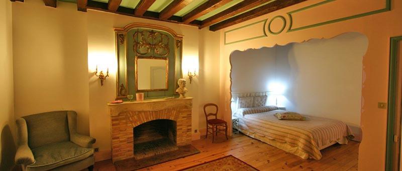 Manoir de la Perrière - Suite Marquise