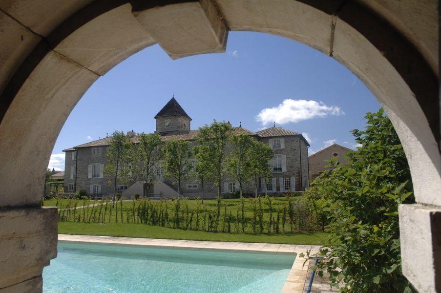 Chateau de Besseuil - Piscine