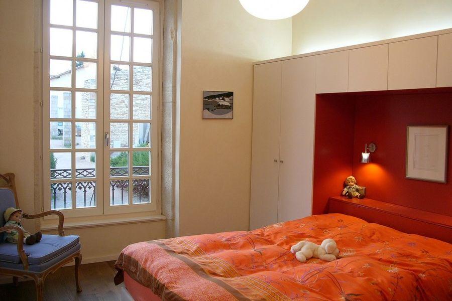Chateau de Besseuil - Chambre