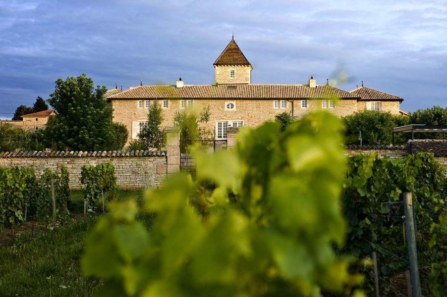 Chateau de Besseuil - Bourgogne