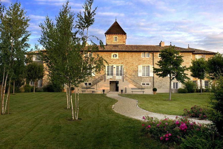 Chateau de Besseuil - Façade