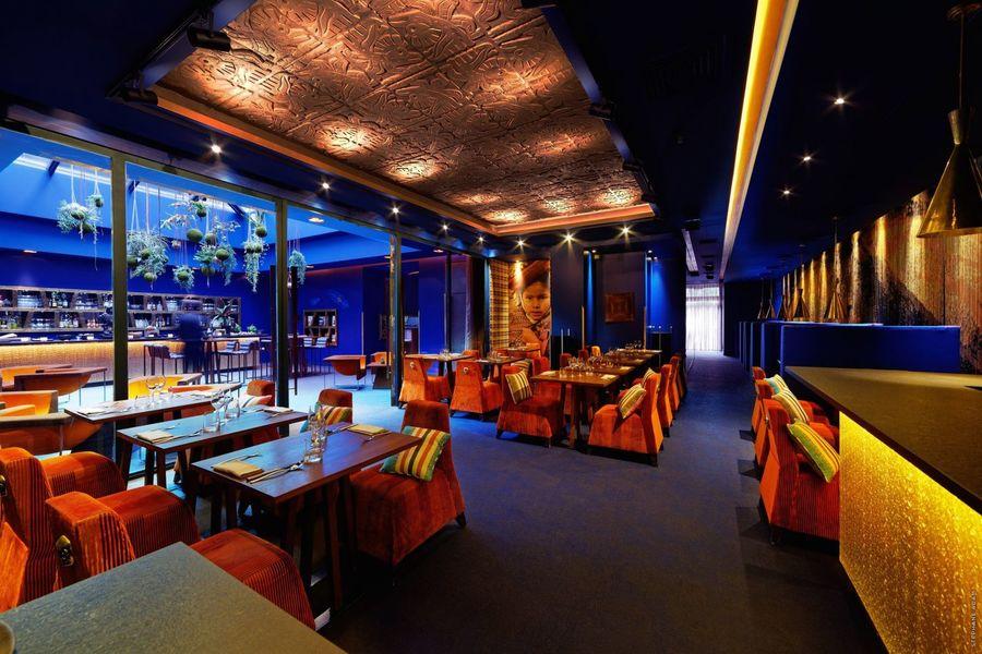 1k Paris - Restaurant