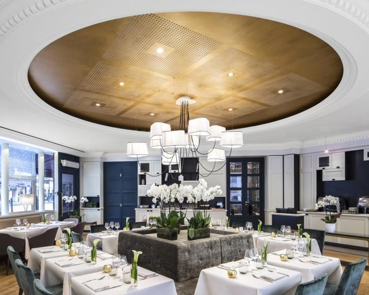 Hotel edouard 7 restaurant