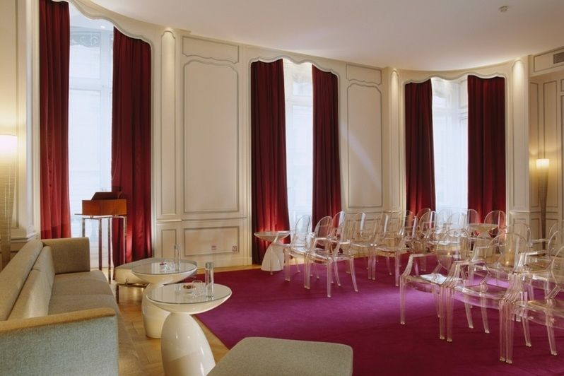 Hotel de Sers - Salon le Marquis (1)