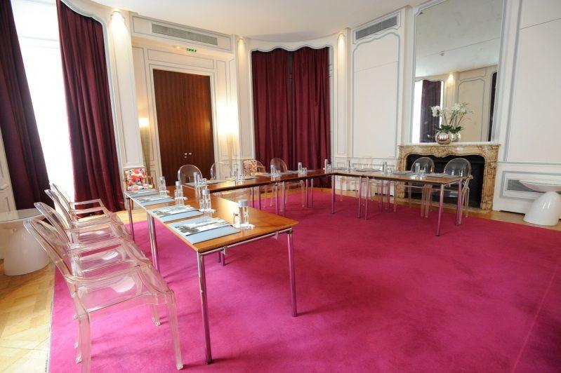 Hotel de Sers - Salon le Marquis (2)