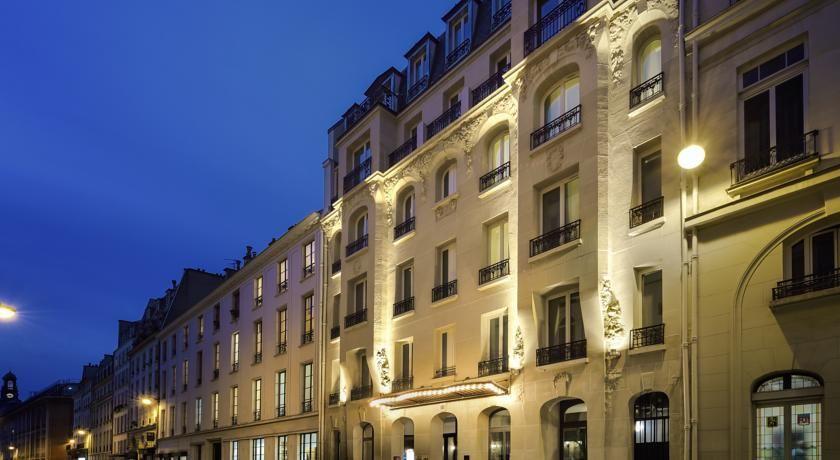Hôtel Echiquier - Vue extérieure 2