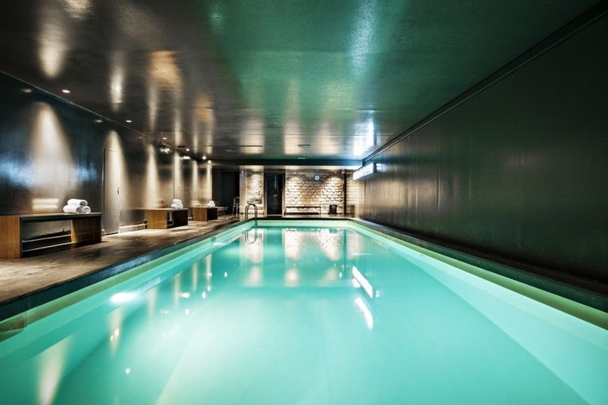 Hotel Saint James Albany - Piscine