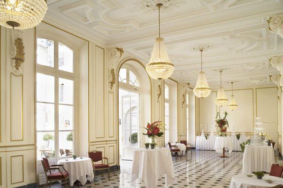 Salle séminaire  - Saint James Albany Paris Hôtel Spa ****