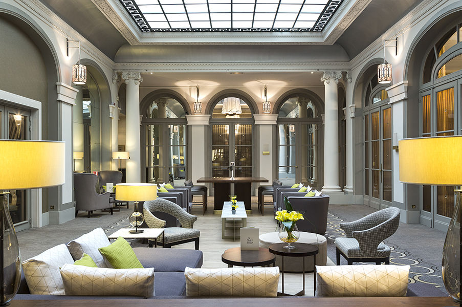 Paris Marriott Opera Ambassador Hotel ****- Gallery