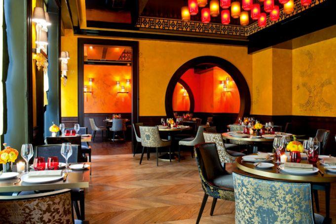 Buddha Bar Hôtel - Le restaurant