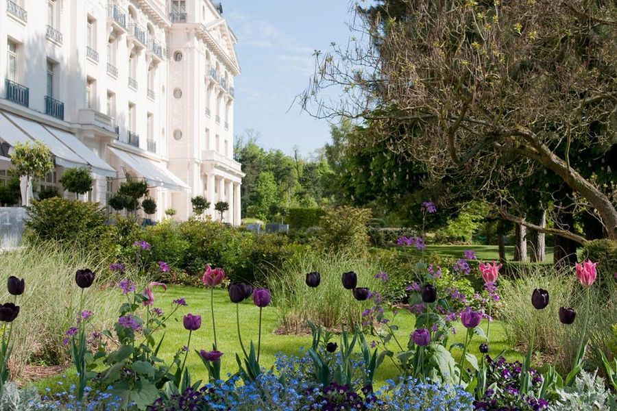 Trianon Palace Versailles - Jardin