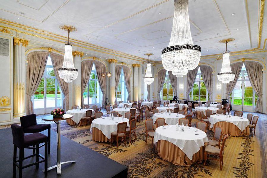 Trianon Palace Versailles - Clémenceau Cabaret