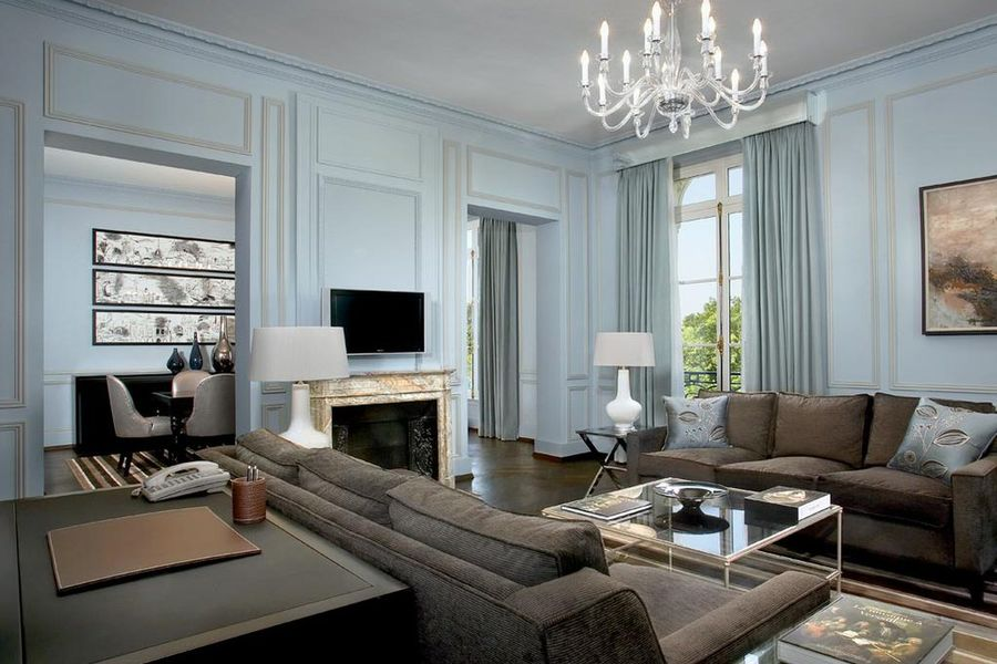 Trianon Palace Versailles - Suite Salon