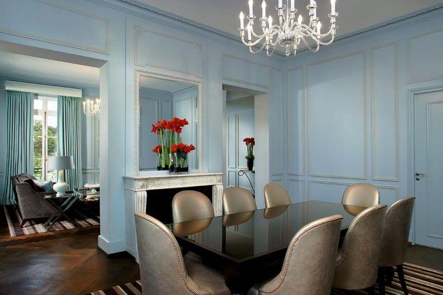 Trianon Palace Versailles - Suite Salle à manger