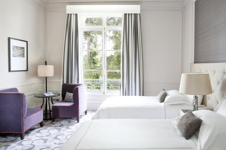 Trianon Palace Versailles - Chambre Double Deluxe