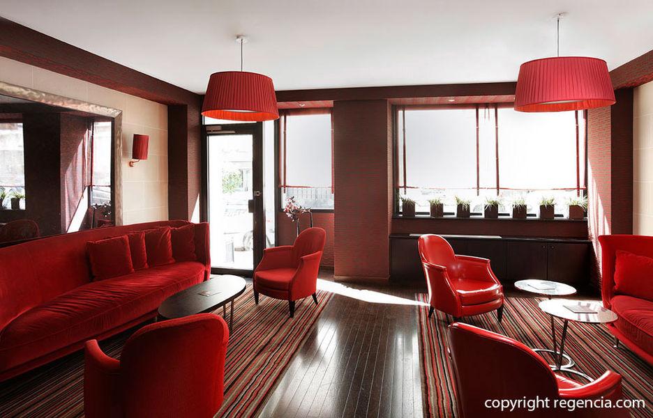 Hôtel Elysees Regencia - Les salons