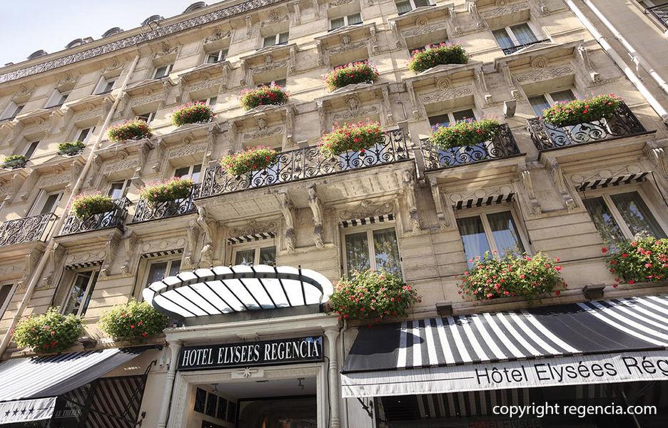 Hôtel Elysees Regencia - Vue extérieure