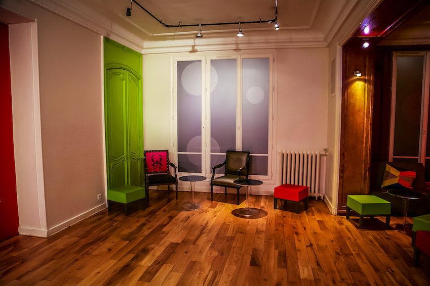 Salon Lafayette - Espace détente 1