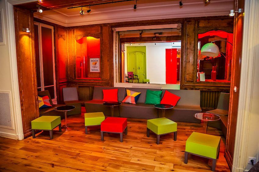 Salon Lafayette - Espace Détente 3