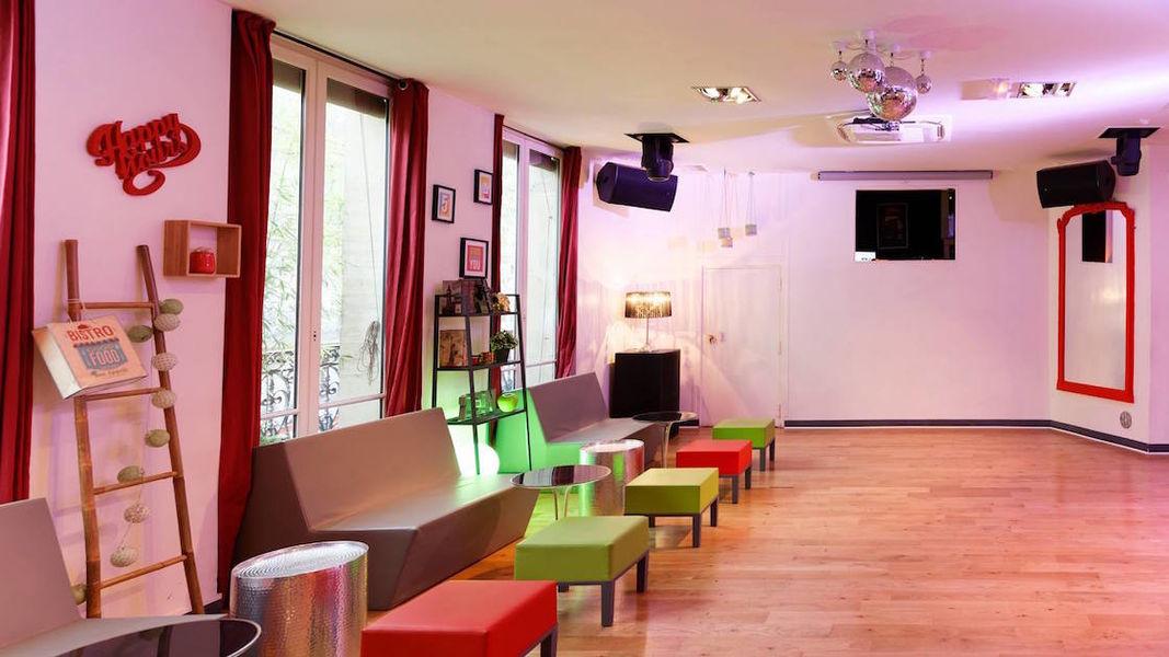 Salon Lafayette - Espace détente