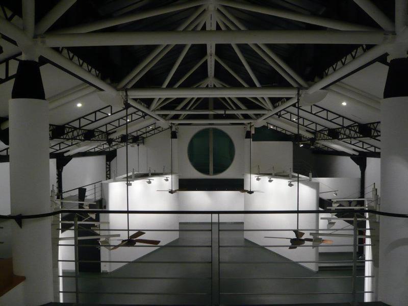Atelier Basfroi - Structure