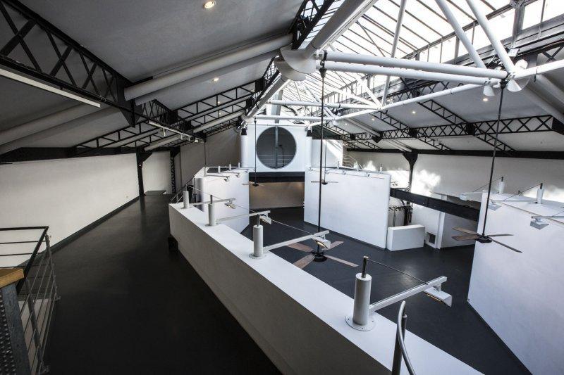 Atelier Basfroi - Intérieur 5