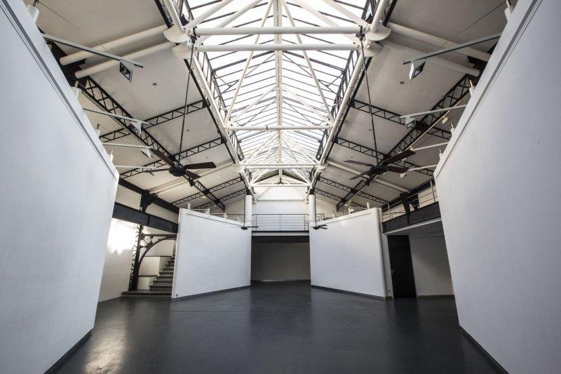 Atelier Basfroi - Intérieur 2