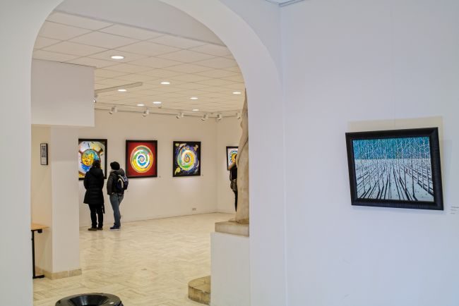 Espace Saint Martin - Galerie de Peinture 3