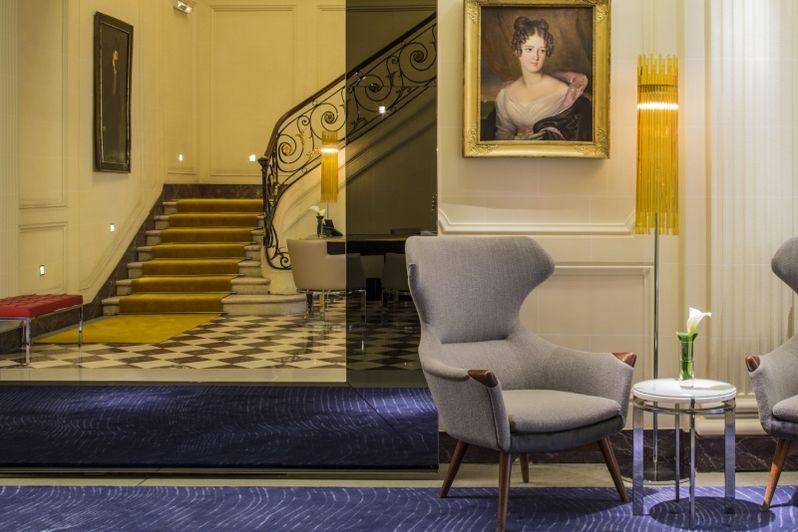 Hôtel de Sers - Lobby 2