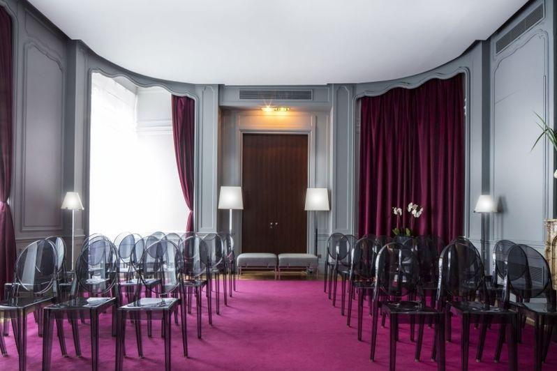 Hôtel de Sers - Salon Le Marquis 4
