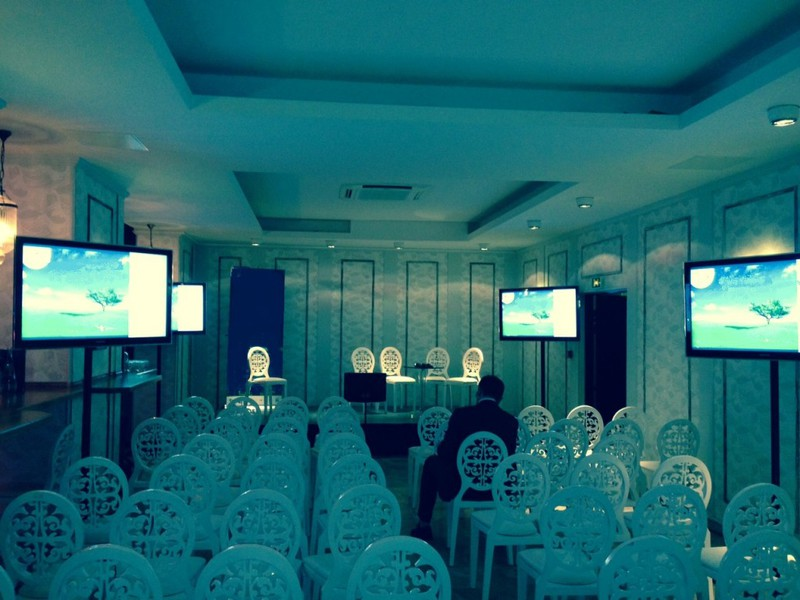 Villa Frochot - Conférence