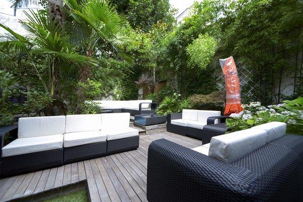 Villa Alesia - Le jardin 2