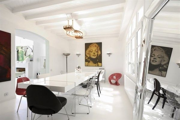 Villa Alesia - L'intérieur 7