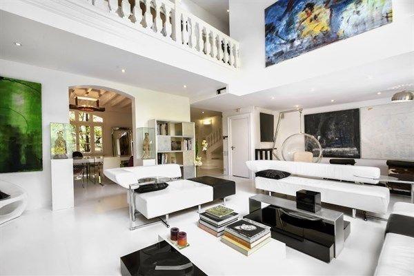 Villa Alesia - L'intérieur 3