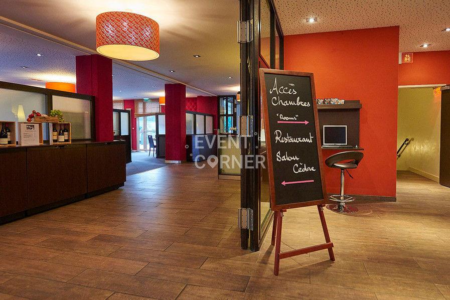 Hôtel Best Western L'Orée - Hall