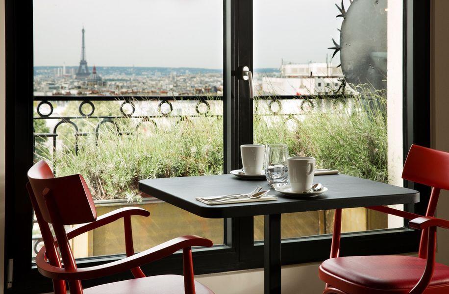 Terrass Hotel - Petit-déjeuner