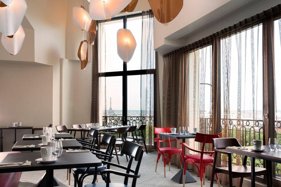 Terrass Hotel - Restaurant Panoramique 2