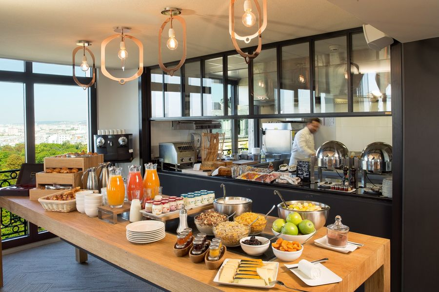 Terrass Hotel - Restaurant Panoramique 3